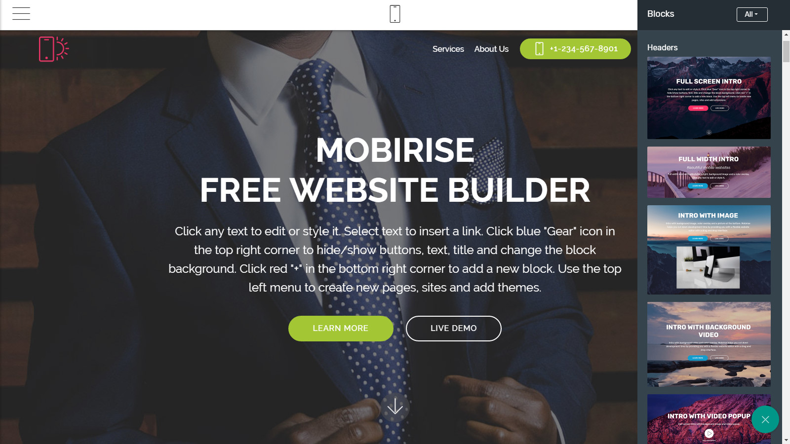 best website maker